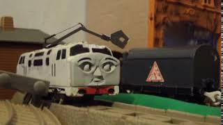 Thomas The Railway Series: Diesel 10 test
