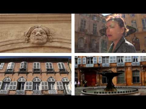 Week-end à Aix-en-Provence avec le Guide Vert Michelin
