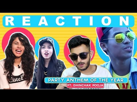 Wildest Parties By Carry Minati | Reaction | Pooja Rathi | CuteBox