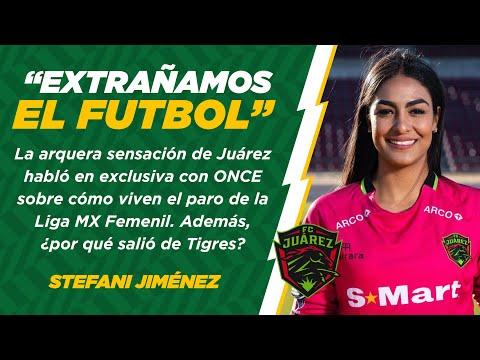 Juárez | Entrevista exclusiva con Stefani Jiménez | ONCE Diario