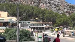 The Sa Calobra adventure - Mallorca