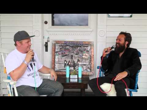 Iron & Wine interview at Pilgrimage Music Fest