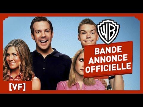 Les Miller : Une Famille en Herbe - Bande Annonce Officielle 2 (VF) - Jennifer Aniston poster