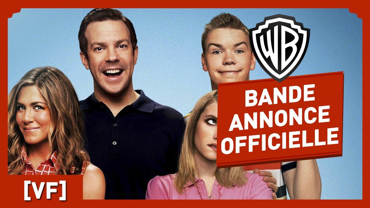 Les Miller : Une Famille en Herbe - Bande Annonce Officielle 2 (VF) -  Jennifer Aniston