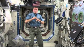 NASA Astronaut ISS Crew Member Reid Wiseman Discusses Life in Space with ABC