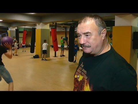 На фото Сергей Грибков поставил боксёрскому сезону «четыре с плюсом» изображение
