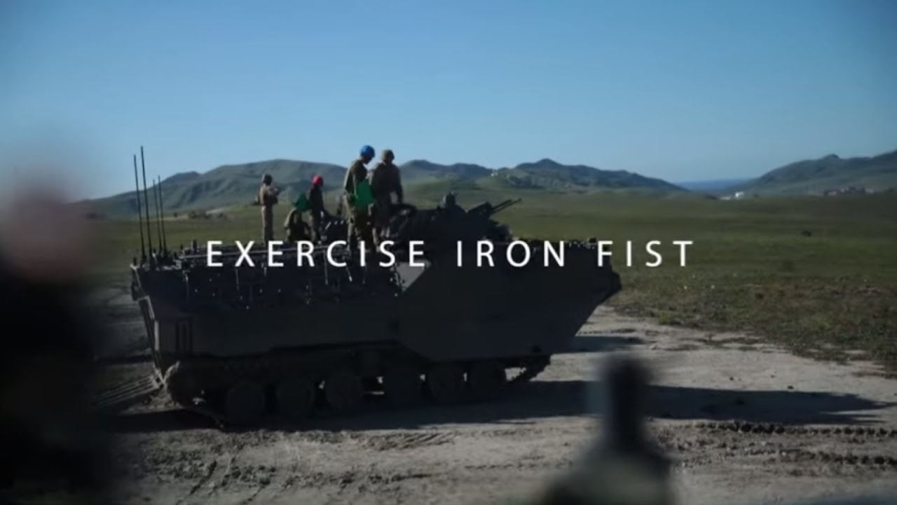 Iron Fist 2020 Teaser Video, CAMP PENDLETON, CA, UNITED STATES, @GEORGEnews Today - GEORGE