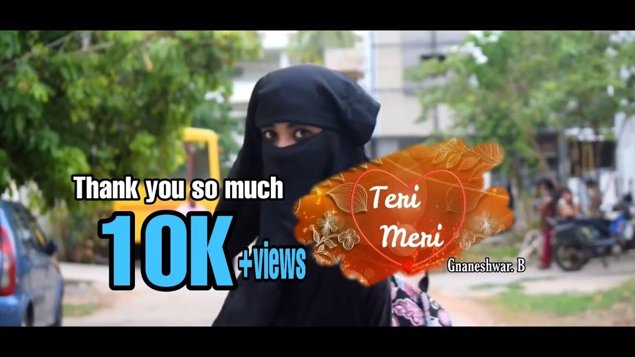 Teri meri Telugu latest film coversong||Film by Gnaneswar B