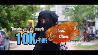 Teri meri Telugu latest film coversong||Film by Gnaneswar.B
