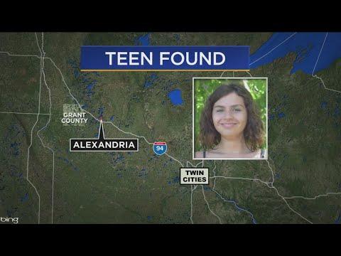 Missing Alexandria Teen Found Safe; 3 Arrested