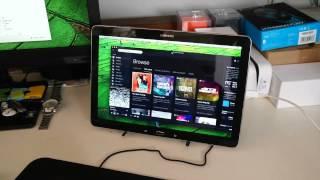 Tablet ako druhá obrazovka k monitoru