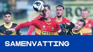 HIGHLIGHTS | Roda JC - Go Ahead Eagles