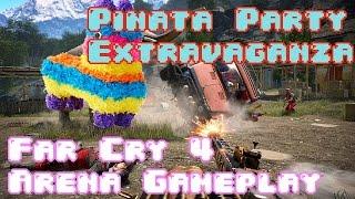 """""""PINATA PARTY EXTRAVAGANZA"""" - Far Cry 4 Gameplay Thumbnail"""