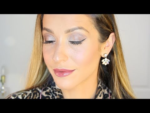 """Get Ready With Me: Wedding Day Makeup """"Bridal Trial"""" Tutorial"""