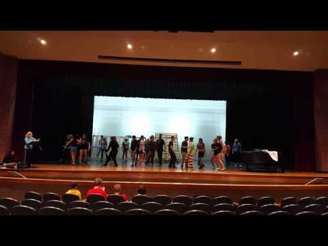 North Polk High School Musical Choreography Song 4