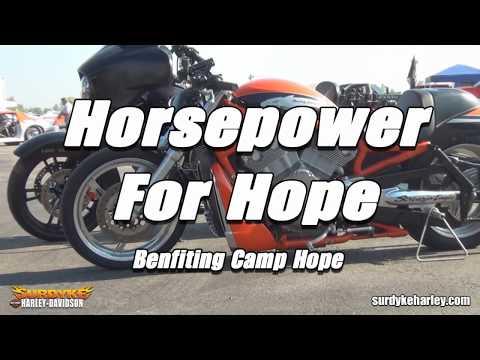 2017 Camp Hope Horsepower For Hope Bonne Terre Drag Strip