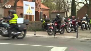 Der Freiheit entgegen - Mit dem Motorrad in den Frühling | Journal