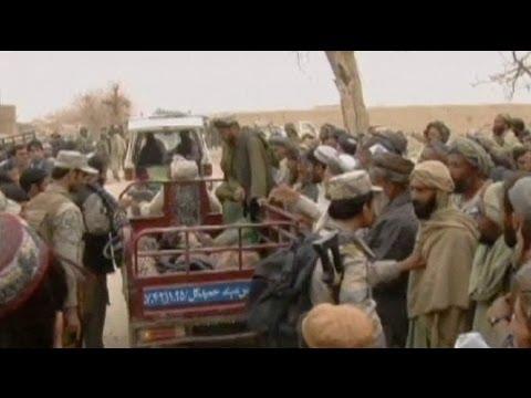 US soldier kills Afghan civilians in shooting rampage