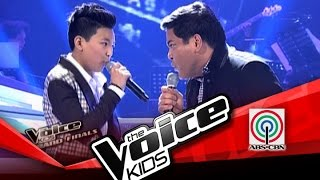 "The Voice Kids Philippines Finale ""You Are My Song"" by Darren & Martin Nievera"