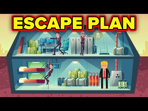 The President's Escape Plan If The US Is Attacked