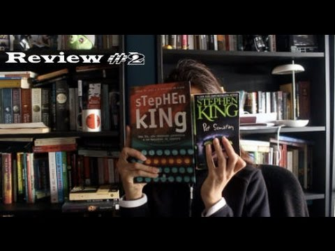 Review #2 | Misery & Pet Sematary, by Stephen King