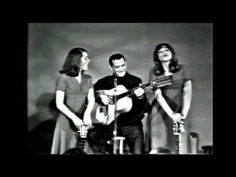 The Simon Sisters with Oscar Brand plus Peter Yarrow