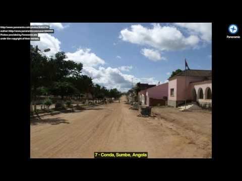 Discover Conda, Angola