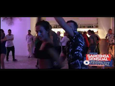 Salsa Dance Yo Vengo De Cuba FClan Feat  Havana D' Primera Sardinia Festival 5th Edition