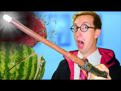 5 Harry Potter Weapons in REAL LIFE
