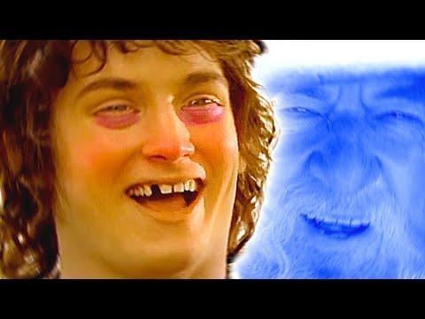 Drunk Frodo