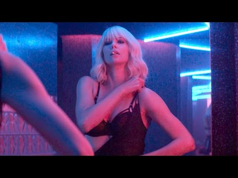 Взрывная блондинка музыка из фильма