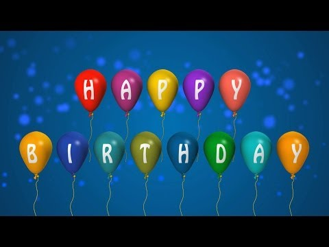 Happy Birthday Song   Birthday Songs For Toddlers   Videos For Children by Kids Tv
