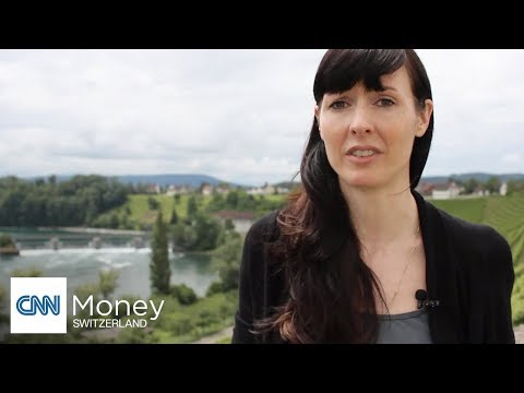 Why a Swiss town wants to hand out free money