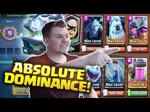 9-0 EASY! 3 Musketeers Cycle Deck LIVE Lunar New Year Challenge - Clash Royale