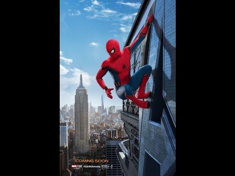Spiderman Povratak Kući 2017 Trejler
