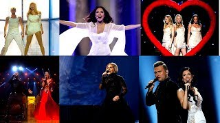 My 50 Eurovision Shocking Non Qualifiers 2009 - 2018
