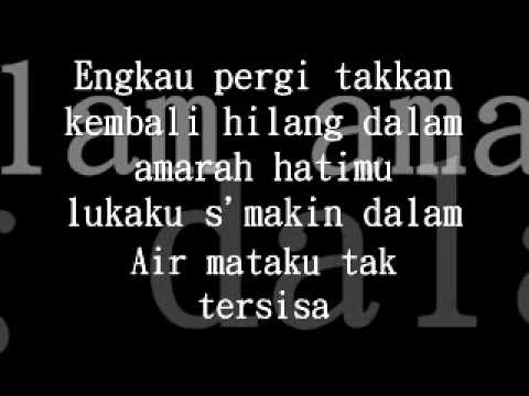 Nike Ardilla - Di Dalam Sunyi [Video Lyrics]