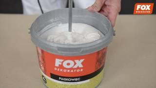 efekt: Księżycowa Skała - FOX DEKORATOR - film instruktażowy