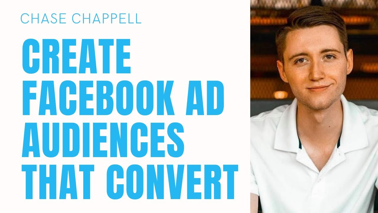 How To Create High-Quality Facebook Ad Audiences That Convert By Using Your Own Internal Data