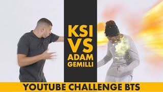 BTS: The Ultimate 'Challenge' Challenge | KSI Adam Gemilli | Hertfordshire Video Production Company