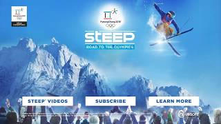 Steep:  Road to the Olympics Expansion - E3 2017
