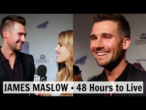 James Maslow on being Single, Fan Base, & New Music