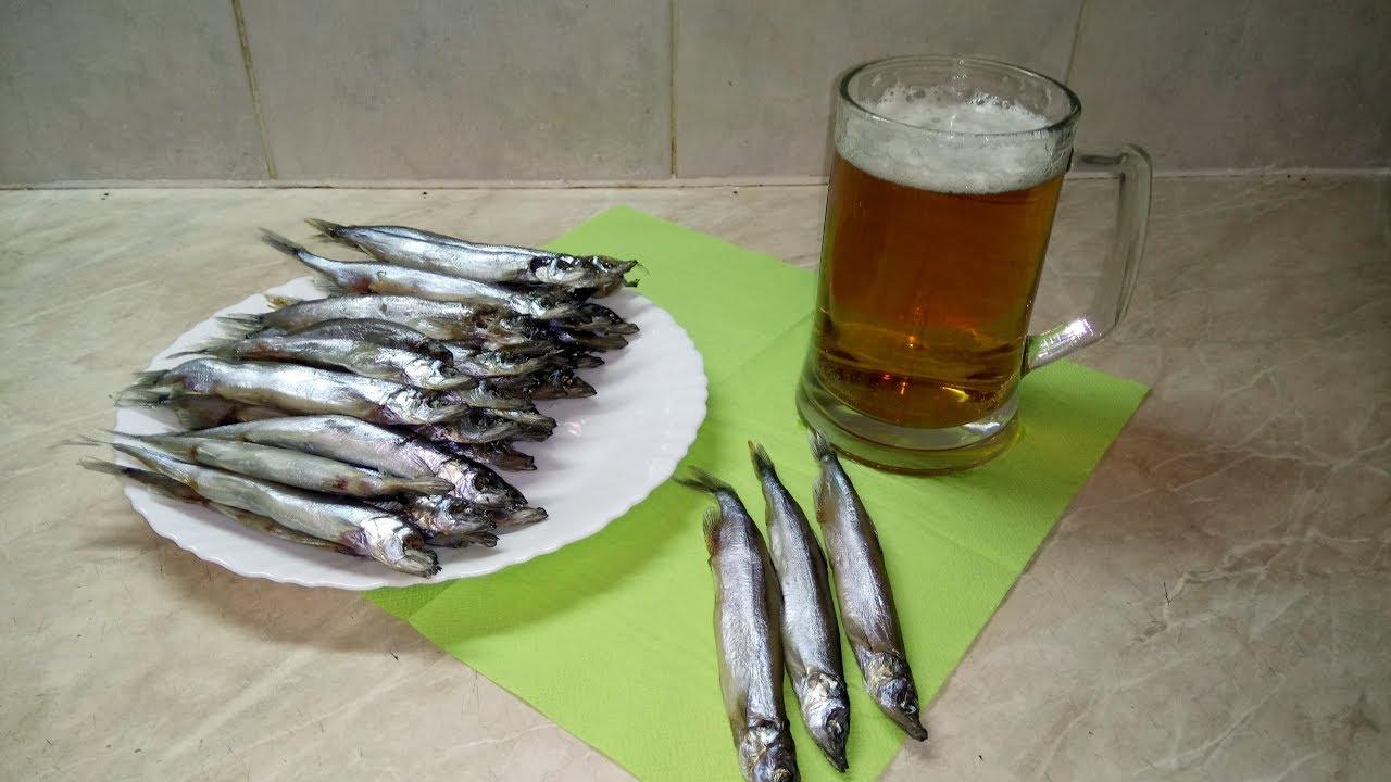 Мойва к пиву рецепт фото