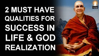 PRACTICE THIS Daily For Great SUCCESS in Life and God-realization | Swami Sivananda