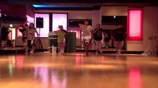 September/JAY'ED-CHAZ&NOZOMI Kids Hiphop Lesson