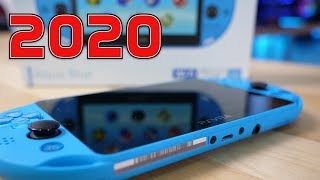 The PS Vita in 2020 | Still a SOLID Handheld Gaming Console!!! |