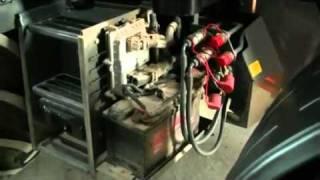 Przegląd ciągnika FENDT cz3