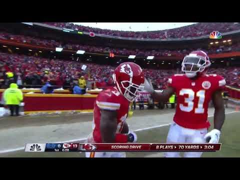 Tyreek Hill Blazing Fast 36 Yard Rushing TD | Colts vs. Chiefs | NFL