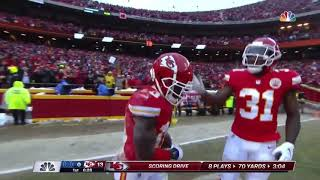 Tyreek Hill Blazing Fast 36 Yard Rushing TD | Colts vs. Chiefs | NFL