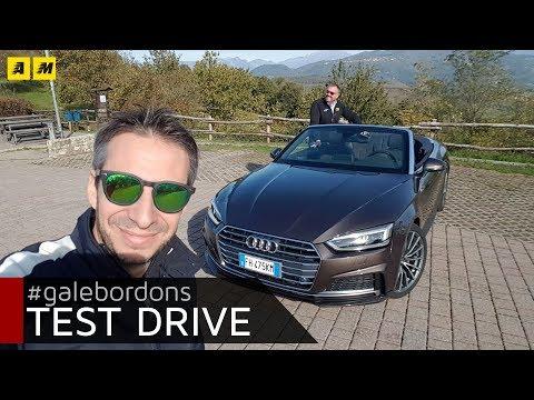 Audi A5 cabrio | Aperta è tutta un